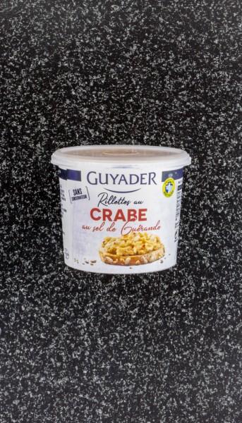 Krabben Rillettes