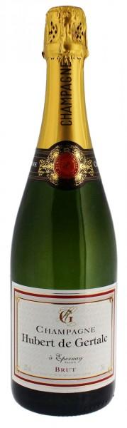 Champagne Hubert de Gertale brut AOC