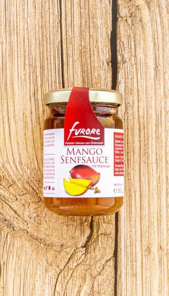 Senf Sauce Mango Maracuja