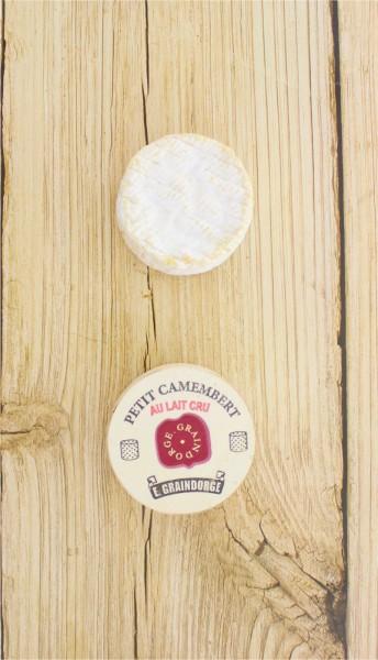 Camembert Petit au lait cru