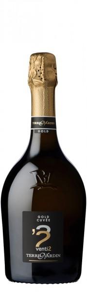 22 Gold Cuvée Glera Vino Spumante brut