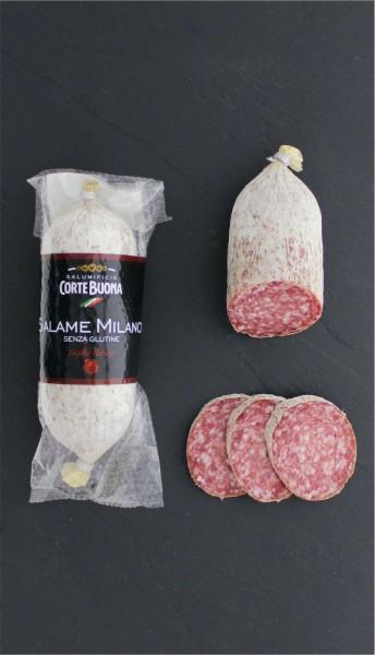 Mailänder Salami Salami Milano Rosso