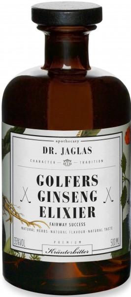 Dr. Jaglas Golfers Ginseng-Elixier inkl. Geschenkkarton