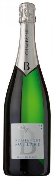 Champagner Blanc de Blanc Brut, Boulard