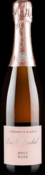 Crémant d´Alsace rosé brut AOC