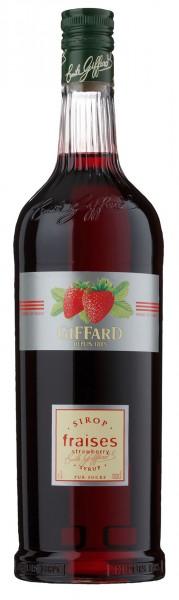 Giffard Erdbeer Sirup