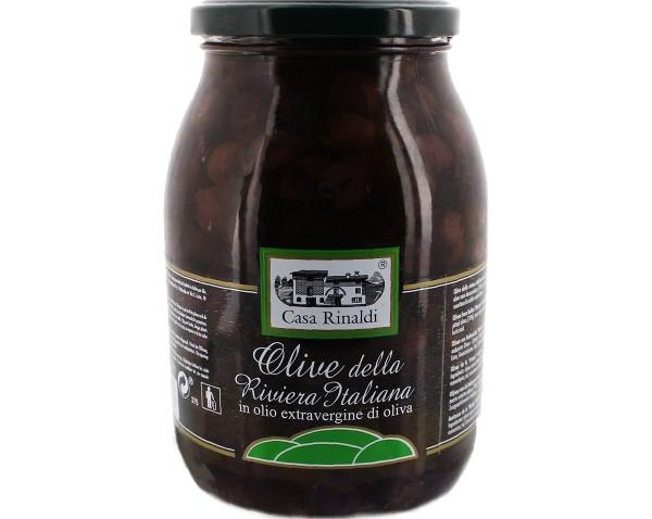 Taggiasche Oliven