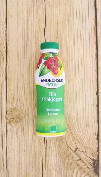 BIO Trinkjoghurt Himbeer Lemon