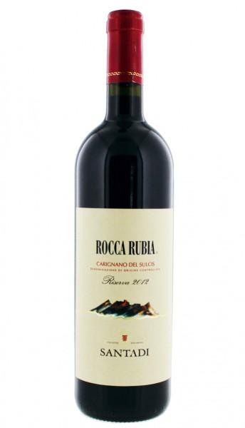 Rocca Rubia Riserva' Carignano del Sulcis DOC Santadi