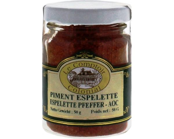 Chili Pulver Espelette AOC
