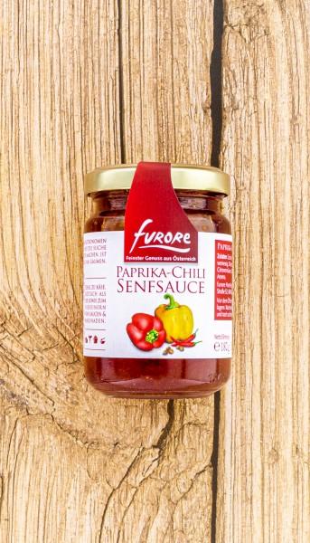 Paprika-Chili Senfsauce