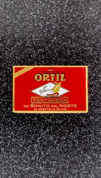 Thunfisch weiß Ventresca aus Bauchfleisch