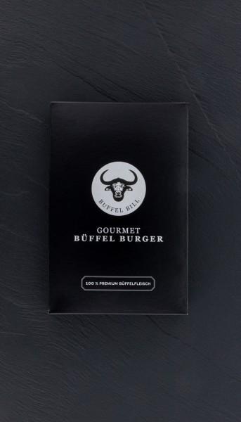 Büffel Gourmet Burger tiefgekühlt