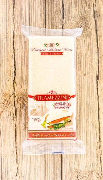 Pane Tramezzini Italienisches Weißbrot