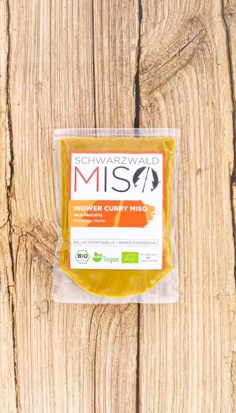 BIO Miso Paste Ingwer Curry