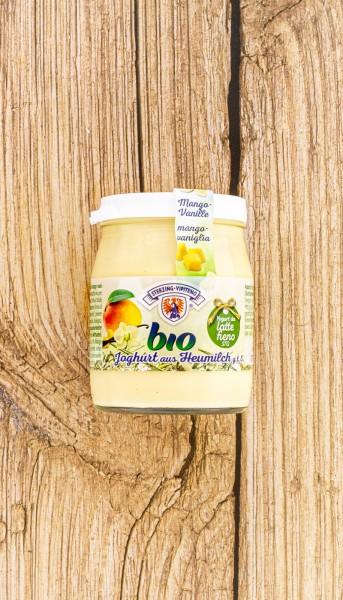 Bio Joghurt -150g-Mango/Vanille