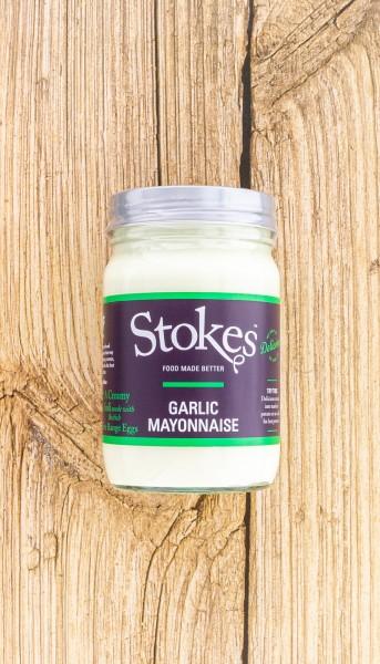 Mayonnaise Knoblauch
