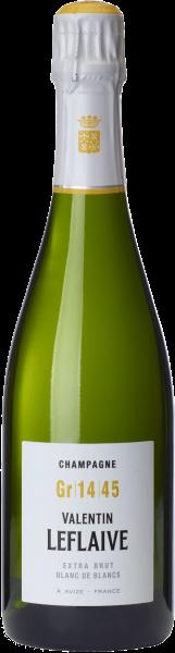 Valentin Leflaive Champagne Blanc de Blanc brut