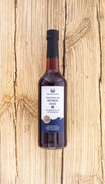 FrischeParadies Rotwein Essig 6% Säure