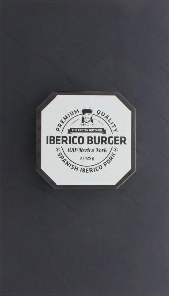Iberico Burger tiefgekühlt (2 Stück pro Packung)