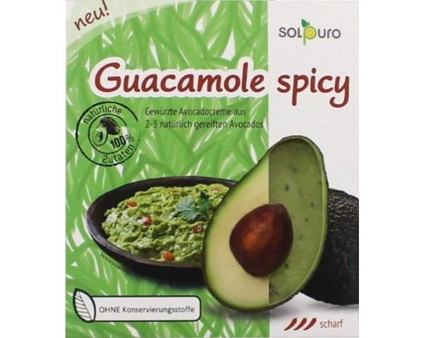 Guacamole Spicy
