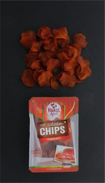 Schinken Chips