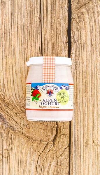 Sterzing Alpenjoghurt-150 g-Erdbeer