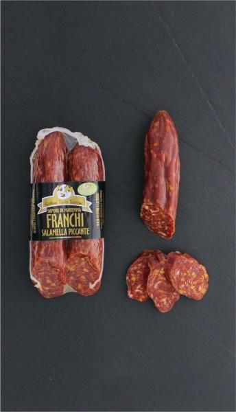 Salamella Picante Italienische Stangensalami