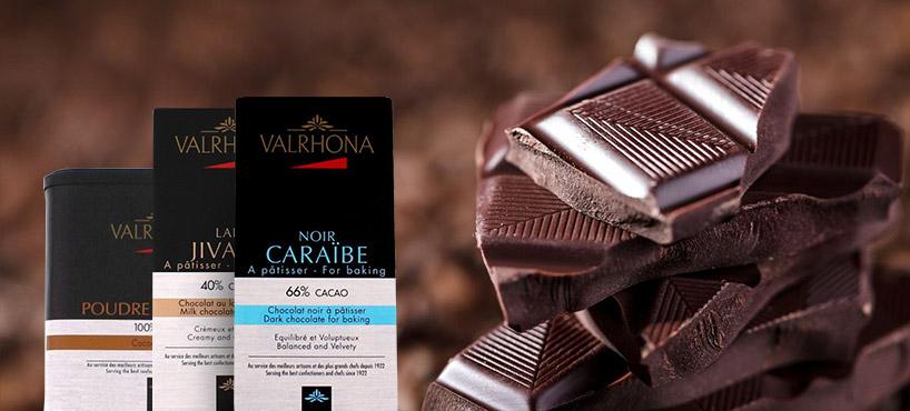 Dessert-Valrhona