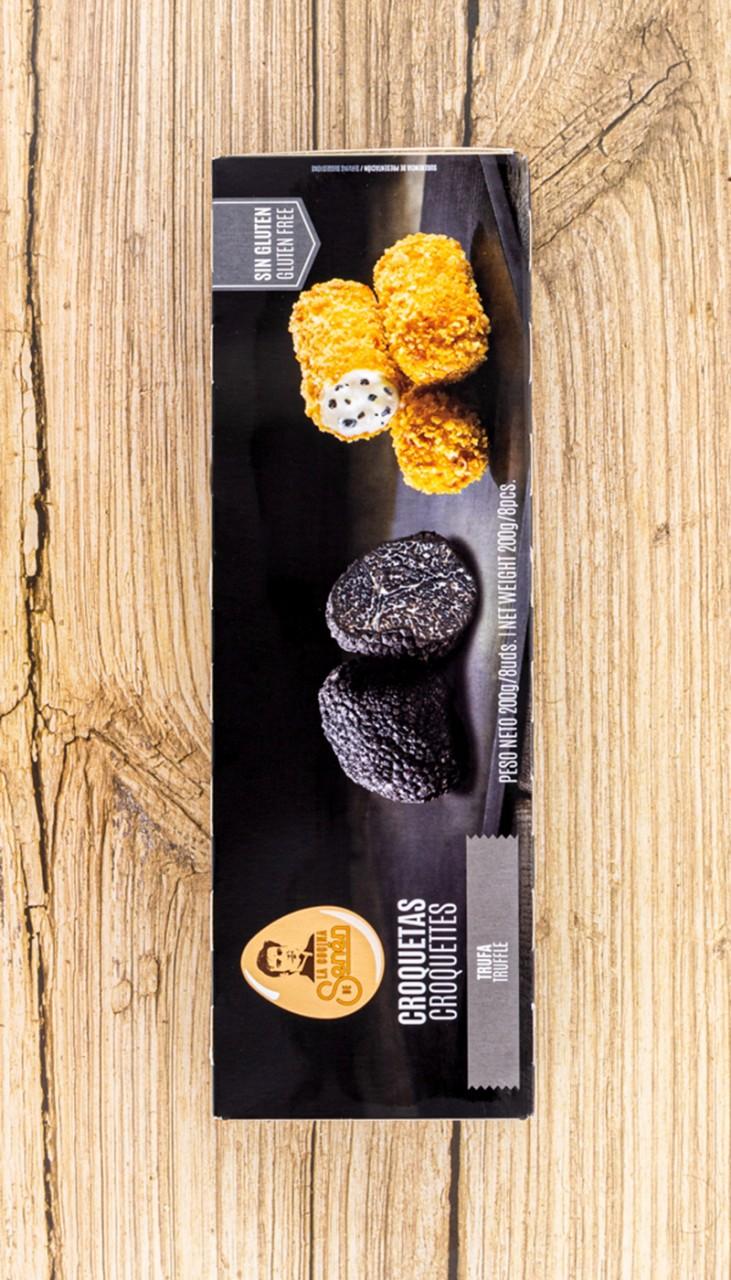 Ofenkroketten mit Trüffel - LA COCINA DE SENÉN, 200 g