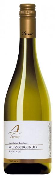 Weißburgunder trocken Weingut Dereser
