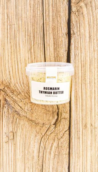 Rosmarin-Thymian Butter