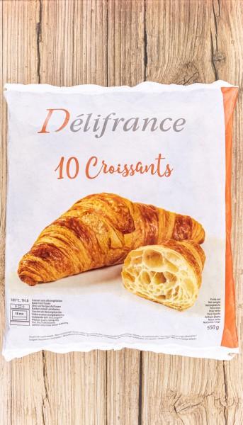 Buttercroissant (10 Stück pro Packung)