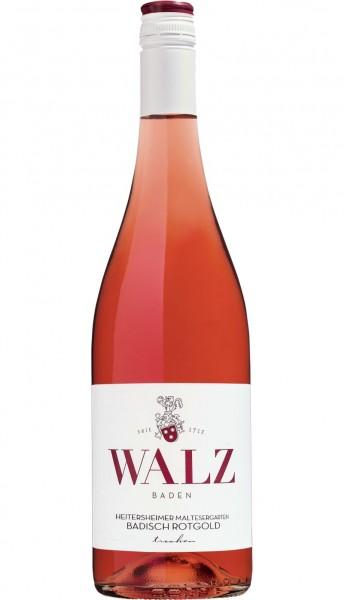 Weingut Walz Badisch Rotgold QbA