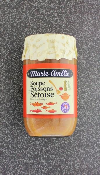 Fischsuppe Sétoise