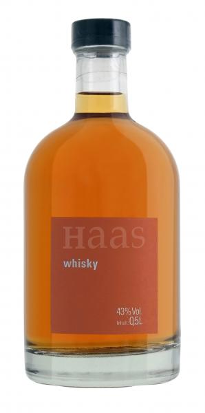 Single Malt Whiskey Haas exklusiv für FrischeParadies