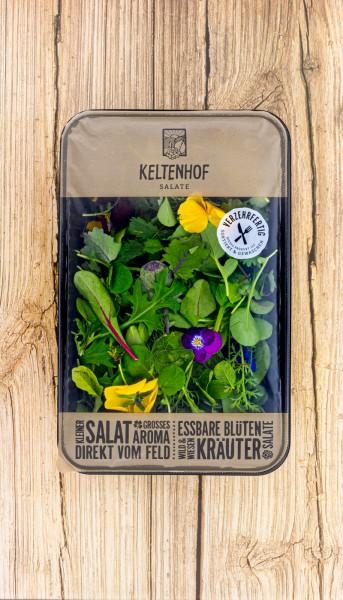 Wildkräutersalat klein