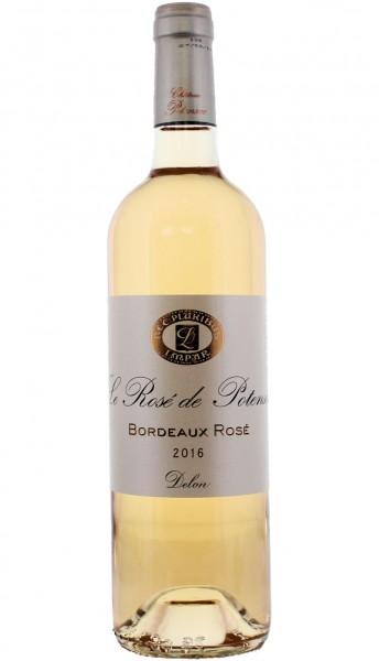 Le Rosé de Potensac Bordeaux Rosé