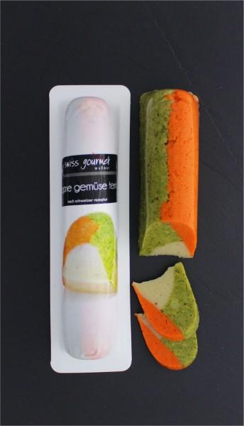 Vegane Gemüse Terrine