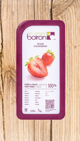 Erdbeer Fruchtpüree