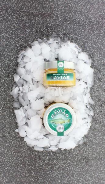 Saibling Kaviar