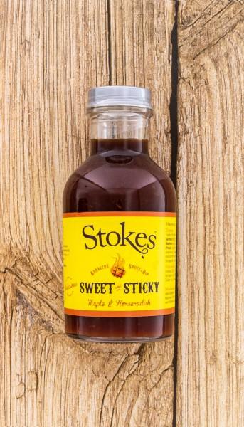 BBQ Sauce Sweet & Sticky