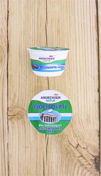 BIO Griechischer Sahnejoghurt