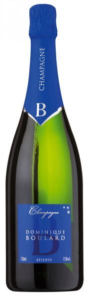 Dominique Boulard Reserve Champagne AOC
