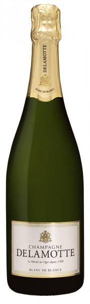 Champagne Delamotte blanc de blancs AOC