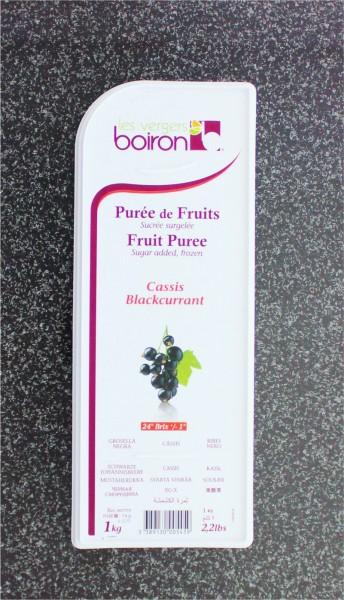 Cassis Fruchtpüree