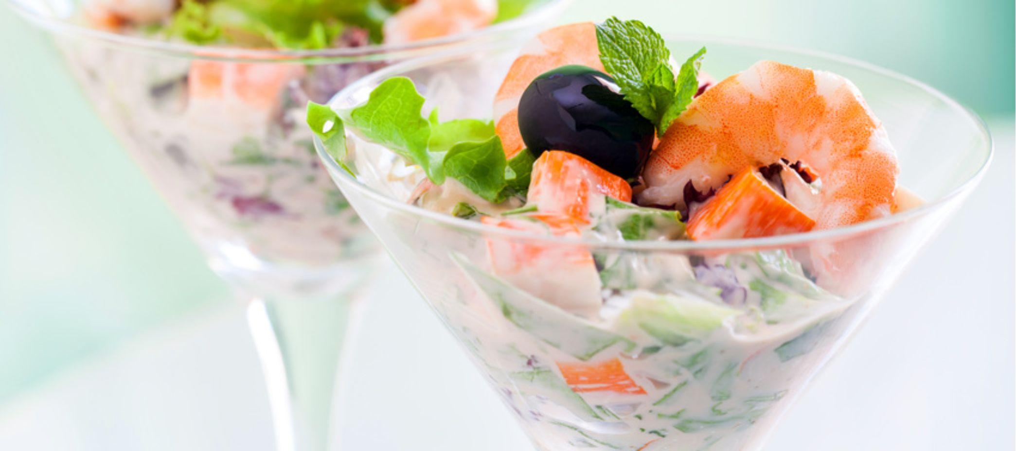 Meeresfruechtesalate