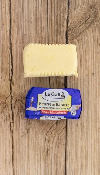Butter Beurre Meersalz