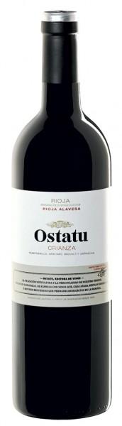 Ostatu Crianza Rioja D.O.