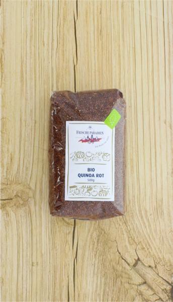 BIO Quinoa rot FrischeParadies